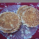 Pizzelles and Cannoli