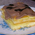 Boston Cream Napoleon