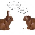 Happy Easter for a Slimmer Keister