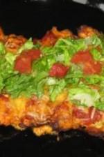 Enchilada kind of Friday