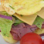 Pastrami Hero Sandwich