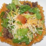 Easy Cheesy Taco Bowls and Shells