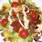 Italian Nacho Salad