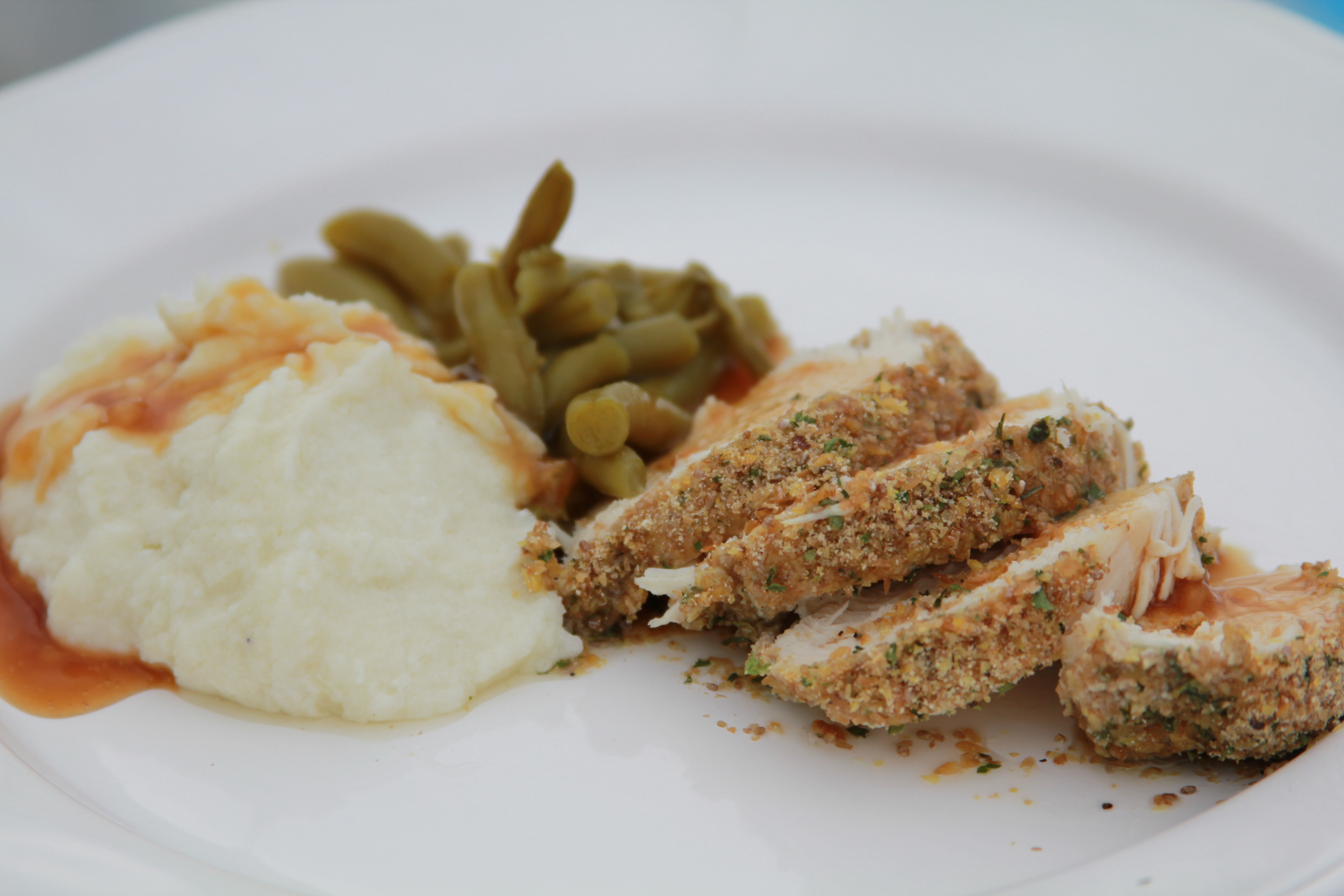 Deep Fried Turkey   Your Lighter Side