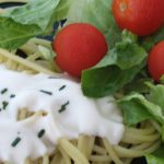 Low carb Oat Flour Linguine