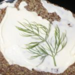 Basic Flax Cracker