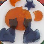 Halloween Jell-o Type Wigglers
