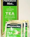 Unsweetened Iced Mint Tea
