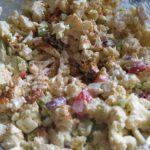 Potatoless Potato Salad