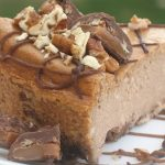 Caramel Turtle Cheesecake