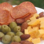 Meals on Wheels: Quick, four-element platter