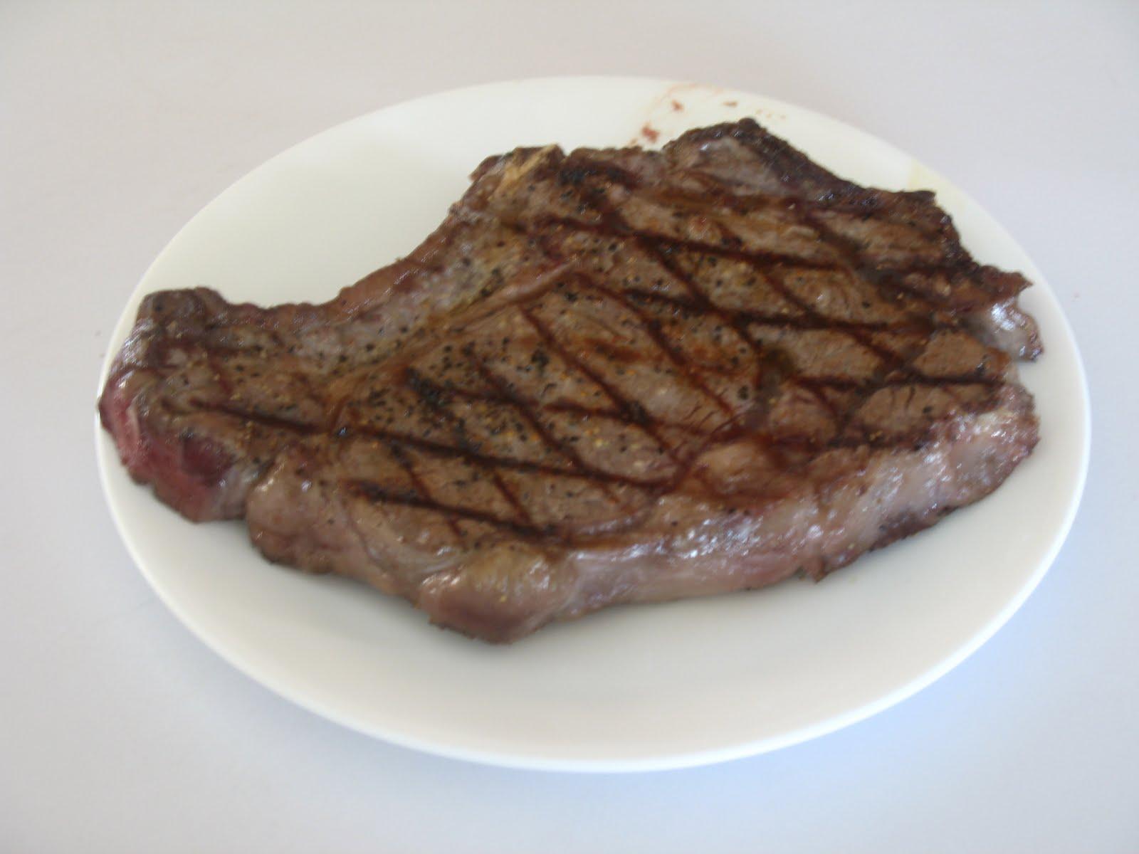 Seven Minute Steak Your Lighter Side