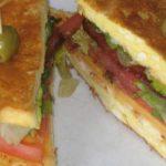 BLTC Sandwich
