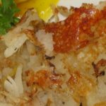 Easy Jicama Hashed Browns