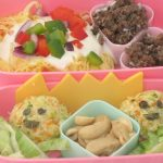 Back to school: School lunches, low carb onigiri and bento fun