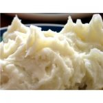 Cauliflower Mashed Fauxtatoes