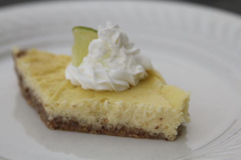 Key Lime Bars | Your Lighter Side