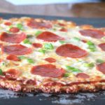 Easy Gluten Free Pizza Crust