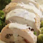 Veggie Stuffed Chicken Breasts