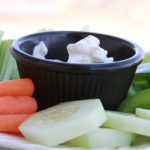 Simple Blue Cheese Dip