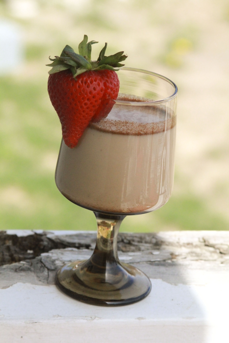 horchata strawberry almond horchata strawberry almond horchata from ...