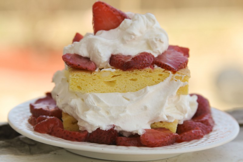 Strawberry Shortcake | Your Lighter Side