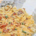 Loaded Baked Potato Salad (With Cauliflower)