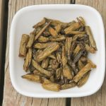 Roasted Green Bean Fries & Bacon Salt Review