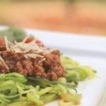 Easy Beefy Marinara Sauce