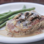 Turkey-tacular Salisbury Steak