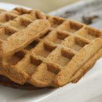 Dairy-free, Sugar-Free, Gluten-Free Waffles