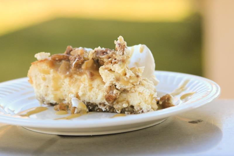 Apple Cake Keto Recipe: Sugar-Free, Gluten-Free Caramel Apple Cheesecake