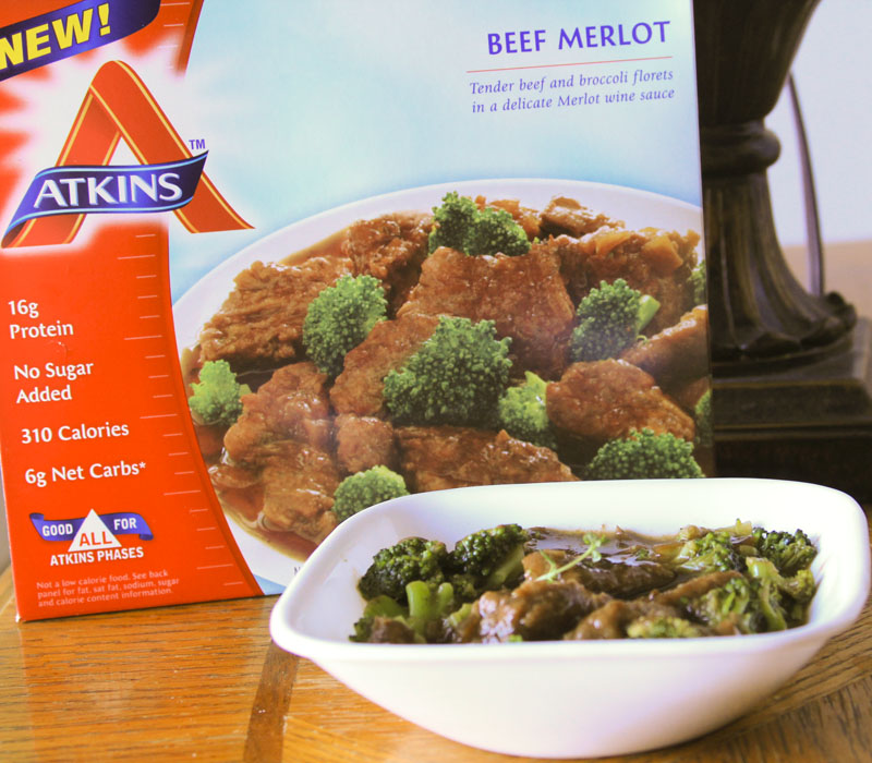 A fresh take on frozen: Atkins Meals | Your Lighter Side