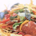 Crunchy Pizza Trail Mix