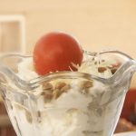Savory Cottage Cheese Sundae