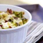 Chicken Broccoli Bacon Daikon Casserole
