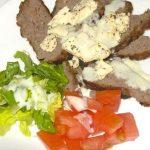 Easy Beef Gyros with Tzatziki