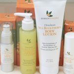 Review: SeaBuck Wonders Natural Skincare Products