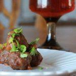 Easy Barbecue Meatballs