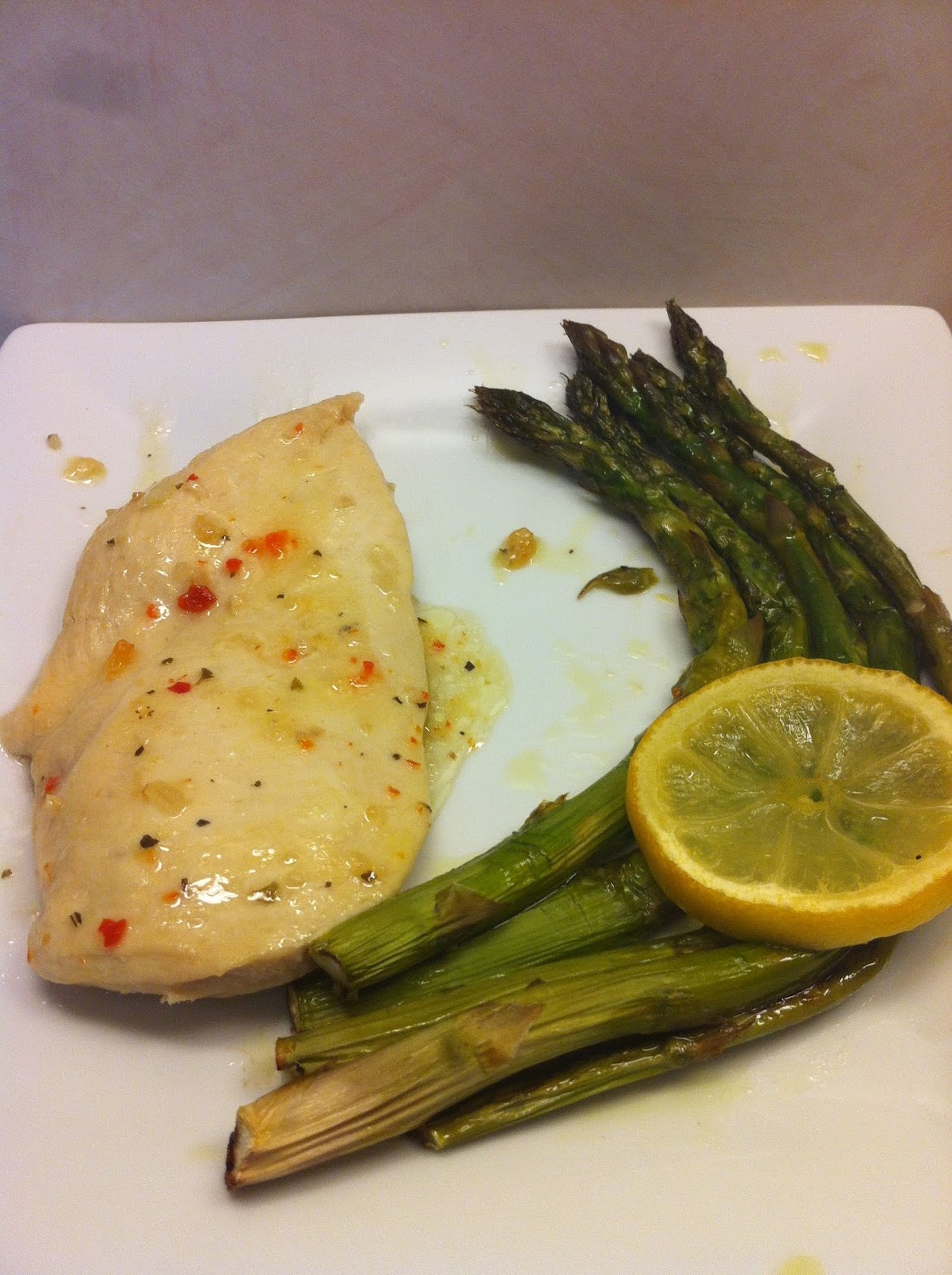 Chicken and Asparagus | Your Lighter Side