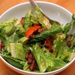 Bacon-Herb Salad