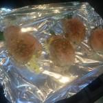 Chicken/Asparagus/Cheddar=YUM