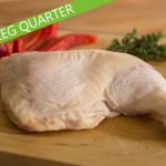 Bos Creek Asian Grilled Chicken Leg Quarters