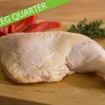 Bos Creek Asian Grilled Chicken Leg Quarters