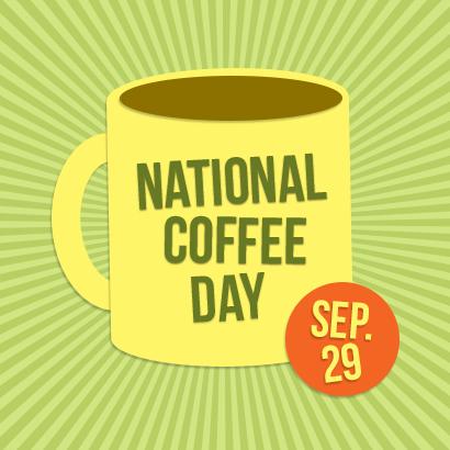 national coffee day - photo #1