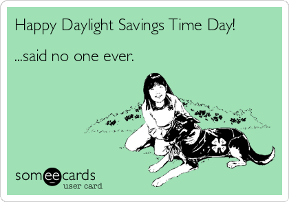 the controversial side effects of daylight saving time dst When daylight savings time (dst) ends at 2 am sunday morning, you'll turn back your clock and (hopefully) get an extra hour of sleep most of us need it and while getting plenty of sleep is beneficial to your health, the shorter days and less sunlight can also have negative side effects on your health.