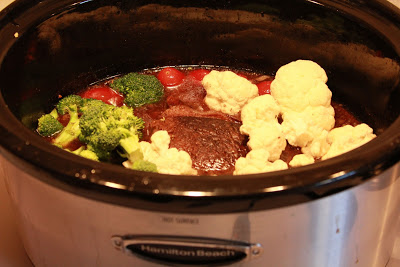 Cheap and Easy Crock Pot Beef Roast