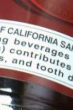 Do you feel sugary drinks should have warning labels? California does!